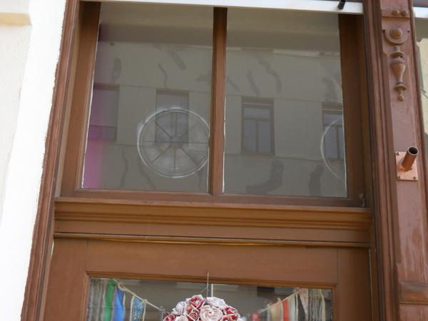 Fenster Mandala